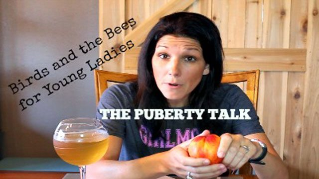 The Puberty Talk for Girls: The Birds and the Bees
