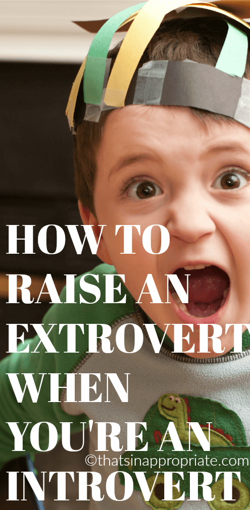 """Parenting when you're an introvert can be exhausting, but parenting an extrovert can even be more tiring. This is how one mom deals with parenting an extroverted child as an introvert. #extrovert #introvert #parenting #motherhood #parenting #momlife"""""""