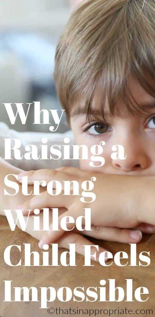 When you have a strong willed toddler #child #stong #willed #momlife