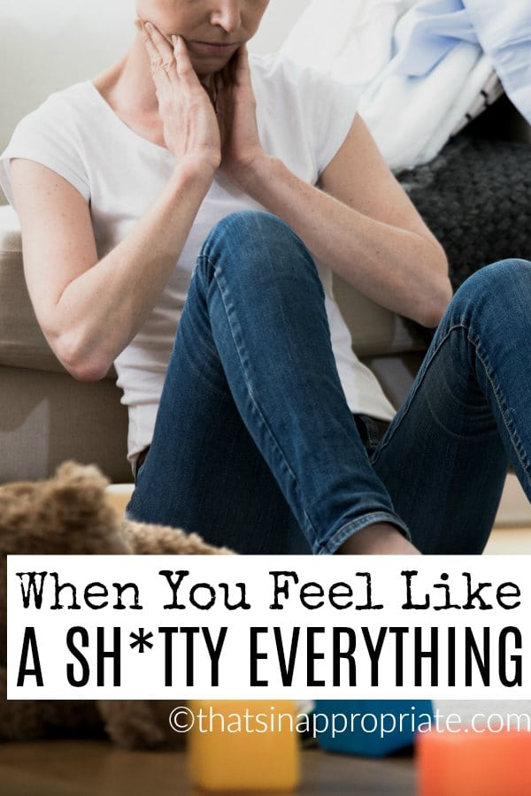 Parenting is hard, and motherhood can often feel overwhelming. This inspirational blog post will help you realize you're still doing a good job. #momlife #parenting #motherhood #parenthood #parenting