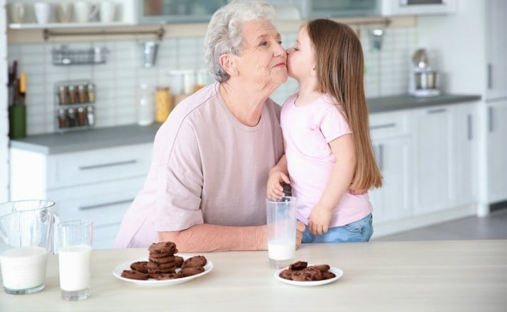 Grandparents are so important in a child's life. But, they are also great at spoiling their grandchildren. Don't feel bad if your kids are better for your parents than they are for you. Here's why. #parenting #parenthood #momlife #motherhood #grandparents #family