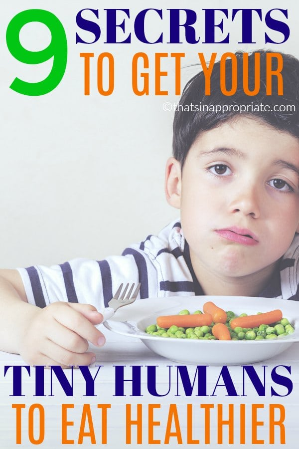 Getting picky kids to eat healthy is often really hard. But, kids learn by example, and these real mom tips to getting your kids to eat vegetables and fruits and all the healthier choices that are available to them. #parenting #momlife #motherhood #toddlers #parenthood #healthyeating #healthykids #kids