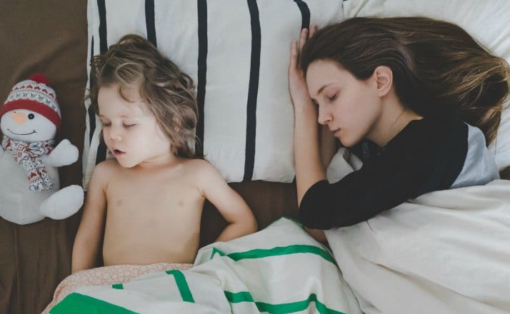 Every stage of parenting is challenging, and some stages definitely seem harder than others, but here's the truth about which stage of parenting is the hardest. #parenting #momlife #motherhood #parenthood #stagesofparenting #childdevelopment