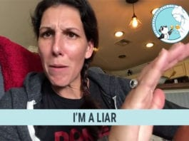 Lies I learned as a parent - That's Inappropriate