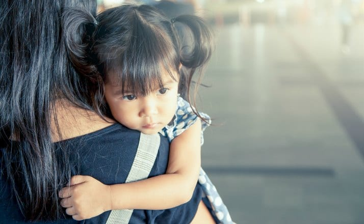 To the stranger tempted to judge my parenting - zip it. One mom's inspirational letter about nosey strangers that make rude comments in public. #momlife #motherhooduncensored