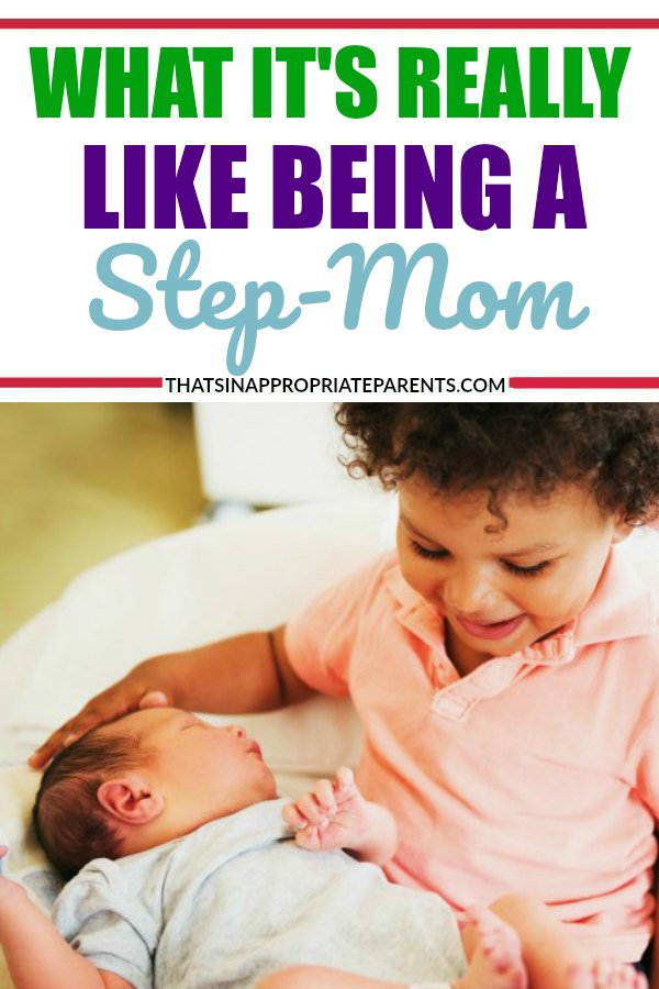 I love my step children different than my own kids, and that's OK. This inspirational blog post about motherhood and being a step mom shows that although the love is different when you're a stepmom it's still beautiful thing. #blendedfamily #motherhood
