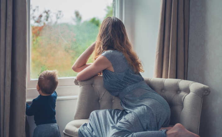 Motherhood is hard. There is no reason to pretend that it isn't. Here's why it's OK if you want to run away (and why you should!) #filterfreeparents #momlife #parenting #motherhood