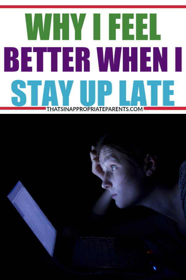 how to stay up all night to finish an assignment