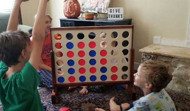 Yard Games Connect Four