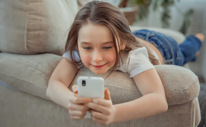 Navigating screen time with kids is so difficult and the truth is, it often comes with harsh criticism from other people. So, navigating technology and kids is harder than ever. #technology #momlife #screentime #techandkids