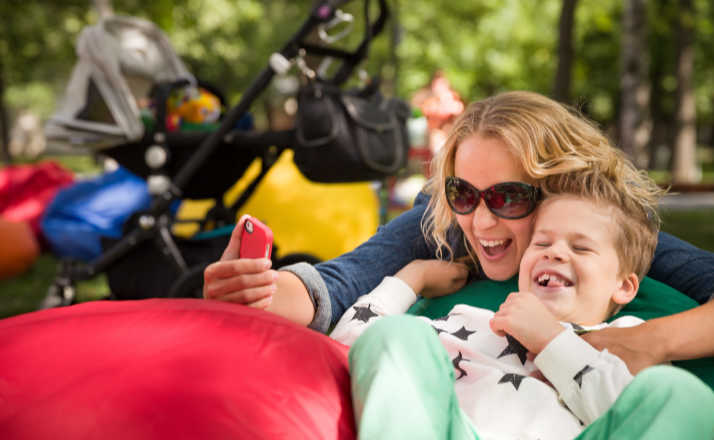 The overwhelming task of making happy memories for our kids does not have to include a trip to Disney or an elaborate birthday party. SImple memories are where happiness is made with your kids. #parenting #filterfreeparents #momlife #motherhood #memories #disney