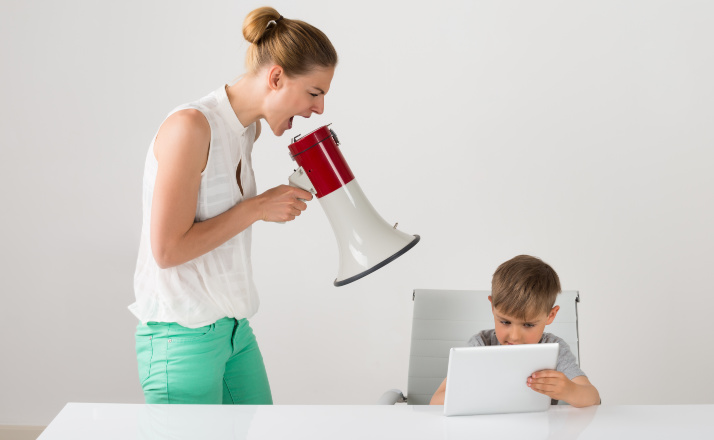"""There is shock and awe, and wailing, and hurt feelings, and so many tortured souls.""""Why are you yelling at us?"""" They ask. This is why moms yell. #momlife #filterfreeparents #humor"""